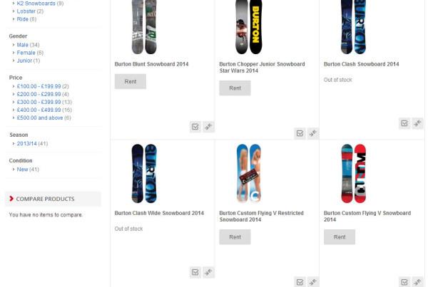 Snowlab Ski & Snowboard Rentals