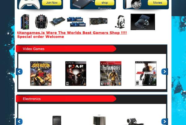 Titan Games & Entertainment